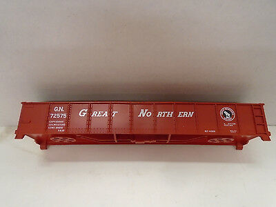 Custom Painted American Flyer S SCALE Great Northern Gondola BODY ONLY NO TRUCKS