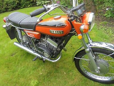 YAMAHA RD350 [R5] 1972 CLASSIC MOTORCYCLE IN SUPERB CONDITION
