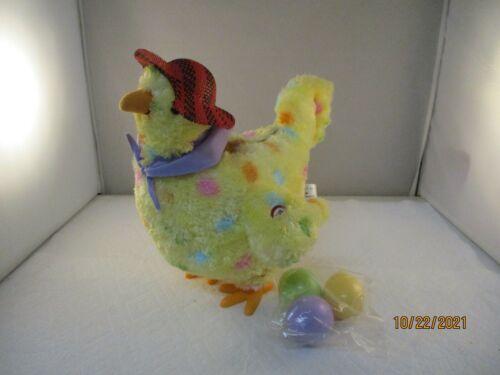 HALLMARK Easter Mama Hen Squawkin Egg Droppin Laying Chicken Eggs Still Sealed