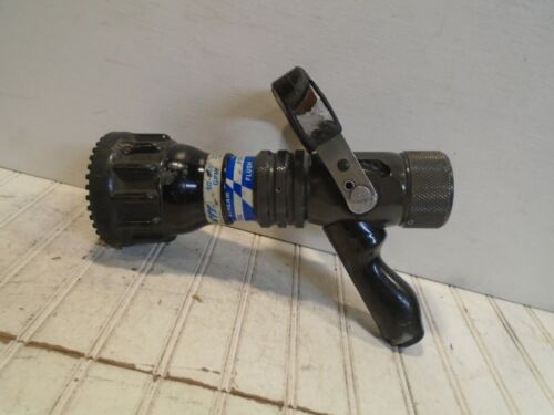 "Task Force Tips 1-3/4"" Automatic Nozzle - Adjustable Pistol Grip Fire Nozzle 12"""
