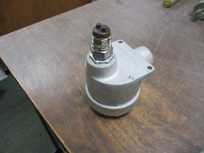 Crouse-hinds Type Eaj Explosion Proof Outlet Box 0105267-1 Used
