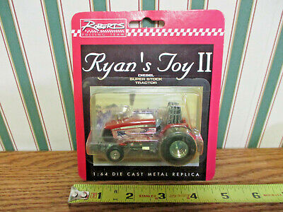 Case IH MX270 Ryan's Toy ll Pulling Tractor By SpecCast 1/64th Scale