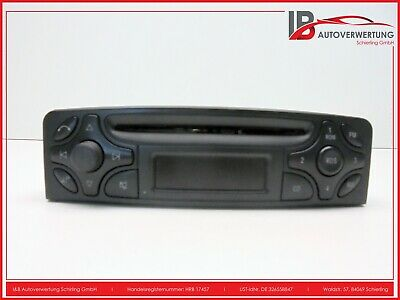 Mercedes Bens W203 W209 Original Becker Autoradio 10 CD BE6021 A 2038202286