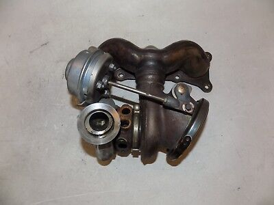 07-13 BMW E90 E91 E92 E93 335i 335xi Twin Bi-turbo Turbocharger 4564711 7441326