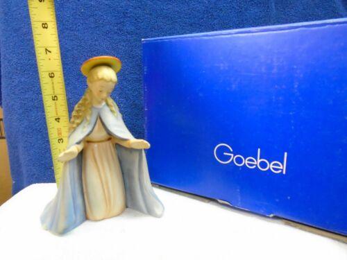 Hummel - nativity Mary #214/A, with box