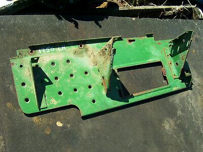 Vintage Oliver 1750 Diesel Tractor -lh Side Platform - Foot Rest - 1969