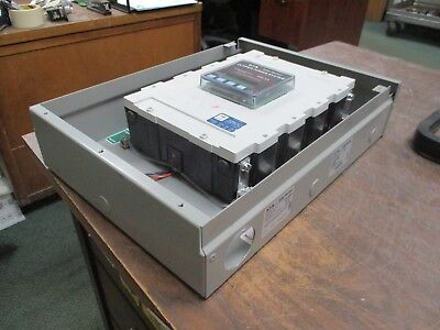 Eaton Clipper Power System Surge Suppressor Cps400480ysk 480v 30a 4w Used