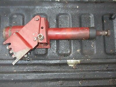 1977 Allis Chalmers 7000 Diesel Farm Tractor Power Steering Hand Pump Column