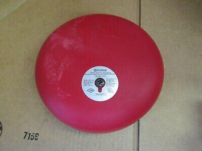 Potter Alarm Bell Pba12010 120 Vac 0.05 A Amp New