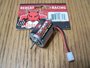 NEW RedCat Racing Volcano 1/18 RC370 Motor Version 2 RC 370 V2 28026N Wire Lead