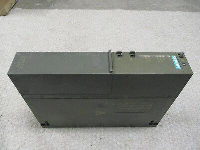 Siemens 6es7 407-0ka01-0aa0 Simatic S7 Plc Module 6es7407-0ka01-0aa0 Tested