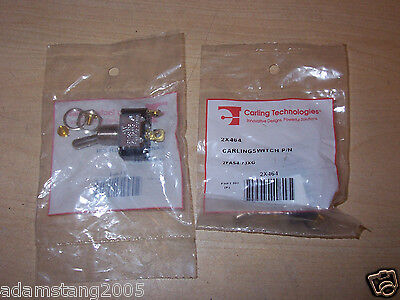 New Carling Technologies 2X464 2 Position Toggle Switch 2Fa54 73Xg 1 Per Buy