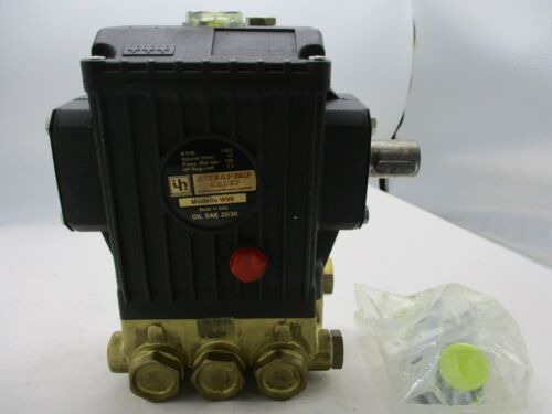 NEW INTERPUMP MODEL W99 PUMP PRESSURE WASHER JET WASH