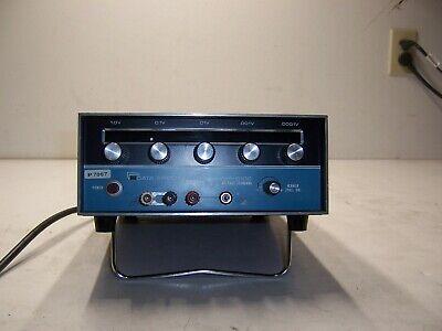 Data Precision 8100 Voltage Standard Loc O2