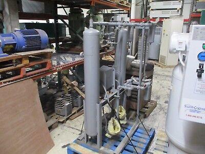 Pneumatech Heatless Regenerative Air Dryer Ph-100 100 Scfm 150psig Max 115v 1ph