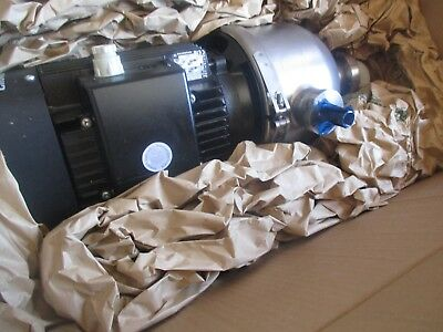 Grundfos Type Chi8-30 A-w-g-buue Booster Pump. New Old Stock.