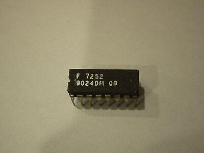 9024dm 9024 Dual Jk Inverted Input Or D Flip Flop Nos