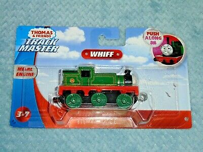 Thomas & Friends Track Master Whiff Push Along Metal Engine