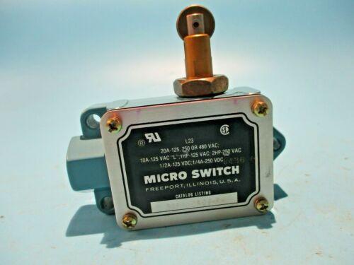 NEW HONEYWELL MICRO BAF1-2RQ9-RH LIMIT SWITCH