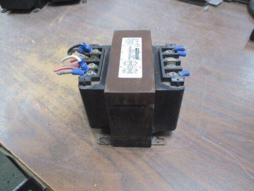Micron ImperviTRAN Control Transformer B250PU1519JJ 250VA Pri: 240/480V 50/60Hz