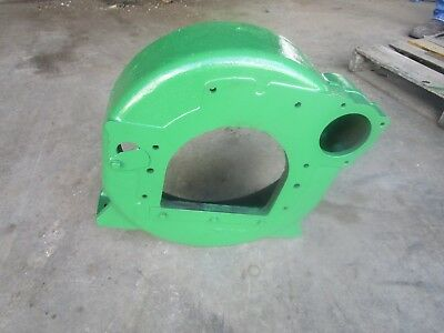 Oliver Tractor 1850 Diesel Adapter Plate Very Nice