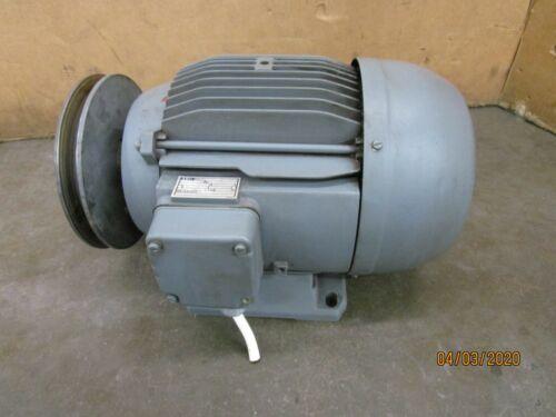 AEG AM 112 MZ4 ELECTRIC MOTOR 4KW 5.36HP 220/380V 3PH 1420RPM IP54