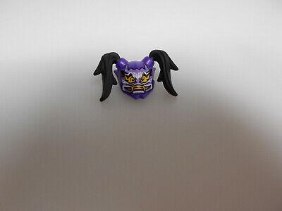 Lego® Ninjago Minifiguren Zubehör 1x Oni Maske violett Hass  Neu ()