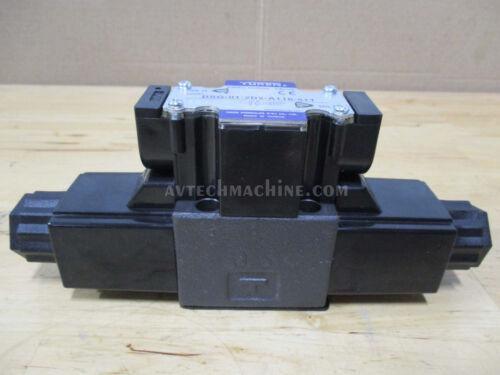 Yuken Hydraulic Solenoid Valve DSG-01-2D2-A110-51T