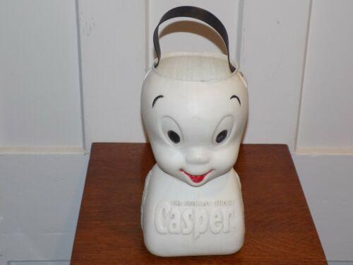 Vintage Casper The Friendly Ghost Halloween Pail Renzi