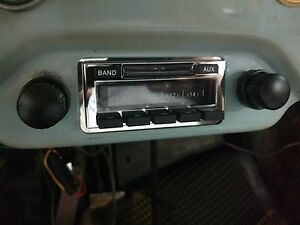 Porsche 356 Vintage Style Stereo Radio AM FM iPOD MP3 Ready fits A B C SC 56-64