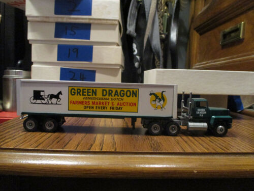 WINROSS TRUCK MIB GREEN DRAGON