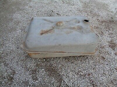 Ford Tractor 8n Engine Fuel Tank Original