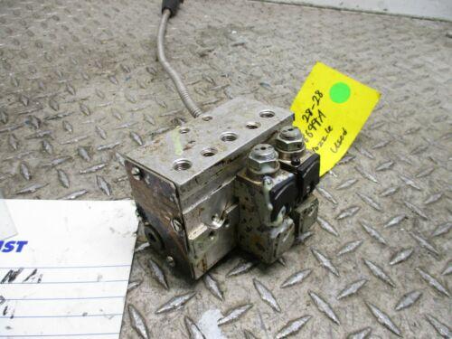 Nordson slbs-3-t, pn: 1068699a triple nozzle 240v