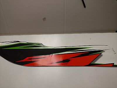 NEW OEM ARCTIC CAT SNOWMOBILE HOOD DECAL PART # 4611-575