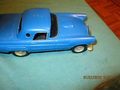 tootsie toy 1956 ford T-Bird