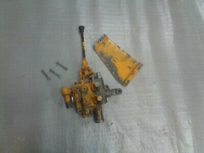 John Deere 450 450b Crawler Dozer. Hydraulic Blade Valve