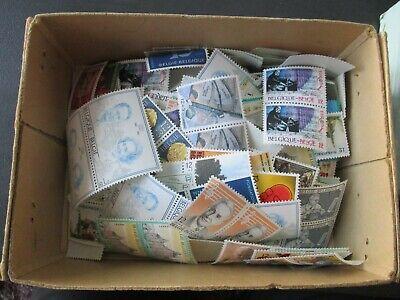 Lot de 300 timbres postes utiles: 100x15fr. + 100x14fr. + 100x12fr. = 100x41fr.