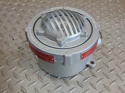 New Federal Signal 31x Explosion Proof Signal Horn 120v