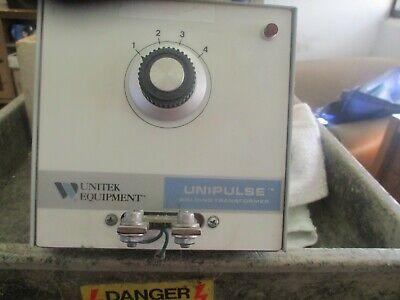 Unitek Miyachi Cat. No X2115rf Uniphase Power Supply. Mod. No 9-020-02.