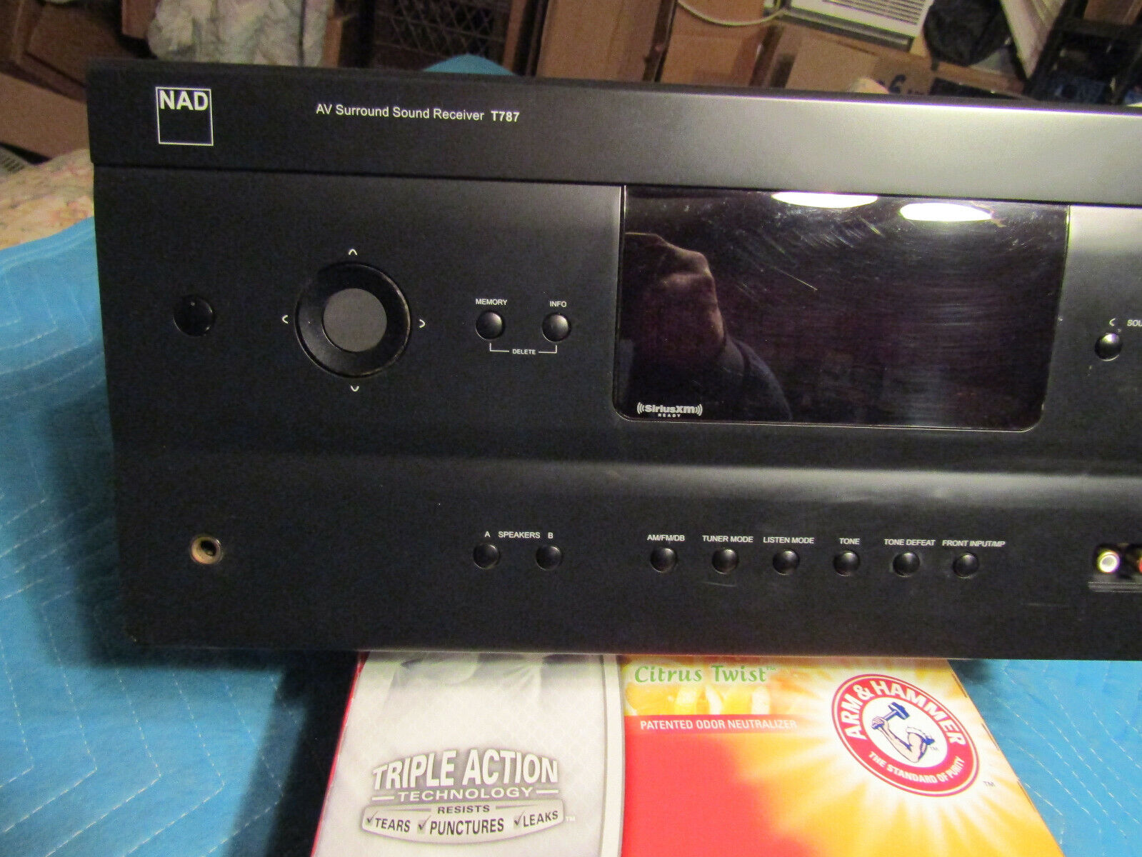 NAD T787 7.2 Surround Sound Receiver  - $1,500.00