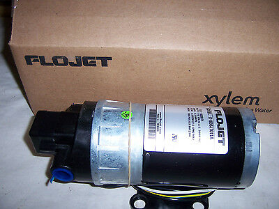 Flojet 100 Psi Demand Pump Thermax Dv-12 Cp-5 Carpet Cleaner Extractor New