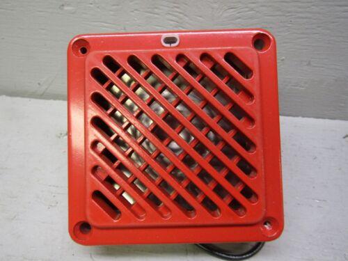 Amseco BZ-51-A4 Fire Alarm