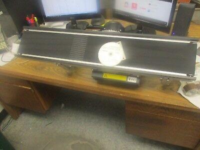 Montech Model Tb-185 Conveyor Assembly. Abm G80fd63a-4 Ul Tt. New Old Stock