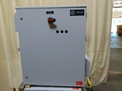 Hoffman Electrical Enclosure With Disconnect Transformer And Heater