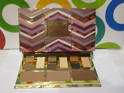 TARTE ~ CLAY PLAY FACE SHAPING PALETTE ~ FULL SIZE BOXED / SEE PICTURE FOR (Shades For Face Shape)