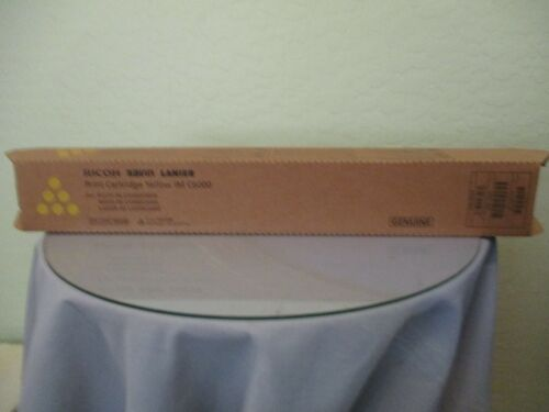 Genuine Ricoh Savin Lanier IM C4500, C6000 IM C6000 Yellow Toner New! 842280