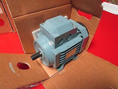 ABB 3/4 HP Metric Motor 3GVA073001 ASB, M2V71A-6, (GRAINGER 5TT23)