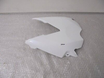 TRIUMPH STREET TRIPLE  R UNDERTRAY CRYSTAL WHITE RRP 5200 A97083