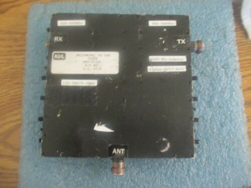 K&L Model: WSD-00025  Microwave Filter.  033F8   <