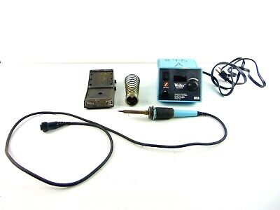 Weller Ec2002-0 Soldering Station With Box Tested